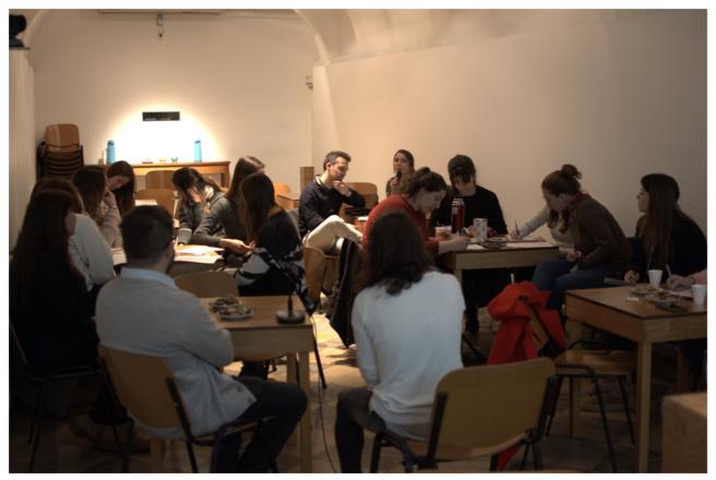conversatorio ¿valoro mi trabajo? | CAd2
