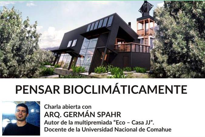 pensar bioclimaticamente | CAd2