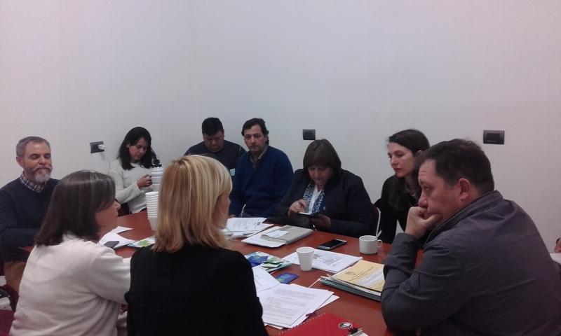 reunión con miembros de la comisión de cultura de la cámara de diputados por proyecto de ley de patrimonio | CAd2