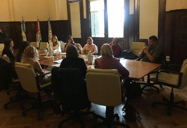 reuniÓn con  obras particulares de la municipalidad | CAd2