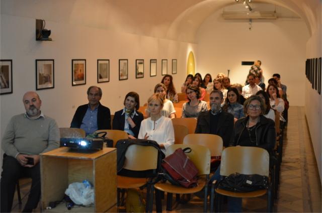 presentación de trabajos del 1er seminario internacional de accesibilidad al patrimonio y al espacio público. | CAd2