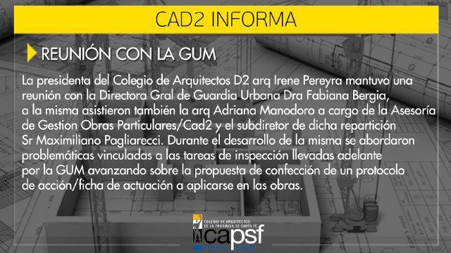 reuniÓn con la gum | CAd2