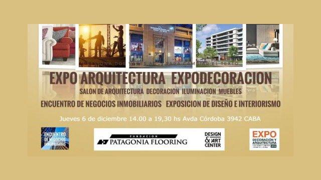 expo arquitectura expo decoraciÓn expo interiorismo | CAd2