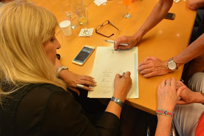 se firmó el acta de escritura de adjudicación del inmueble de calle santa fe del ex consejo de ingenieros | CAd2