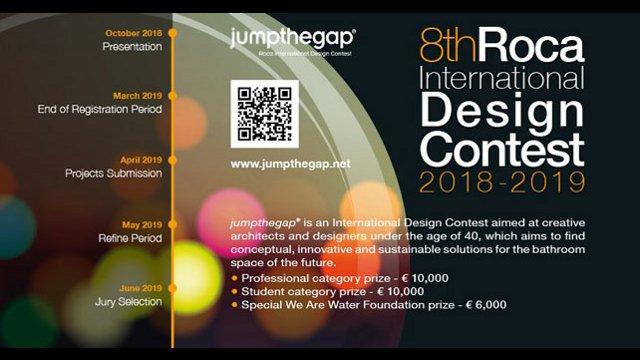 concurso internacional de diseÑo jumpthegap | CAd2