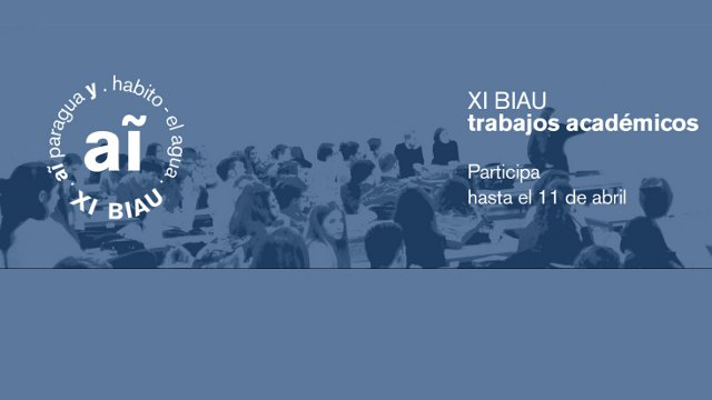 xi bienal iberoamericana de arquitectura y urbanismo - convocatoria para selección de trabajos académicos   CAd2