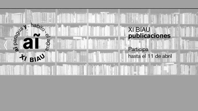 xi bienal iberoamericana de arquitectura y urbanismo - convocatoria de publicaciones   CAd2