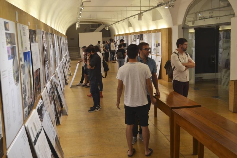 inauguraciÓn muestra concurso calle salta 2141 | CAd2