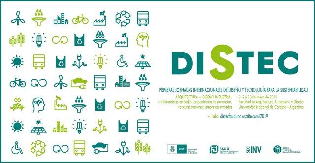 i jornadas internacionales de diseño y tecnología para la sustentabilidad (distec) | CAd2