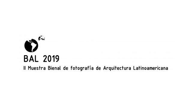 muestra de fotografÍa de arquitectura latinoamericana - bal2019   CAd2