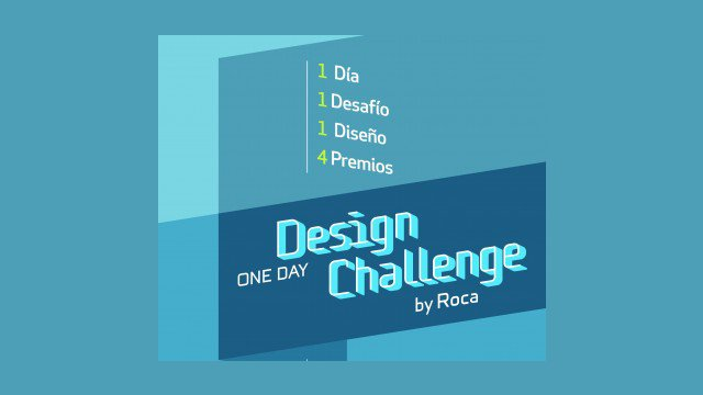 "concurso roca ""one day design challenge"" 