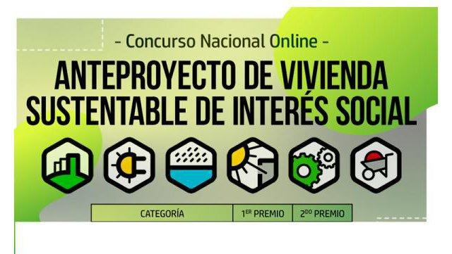 concurso nacional on-line anteproyecto de vivienda sustentable de interés social   CAd2