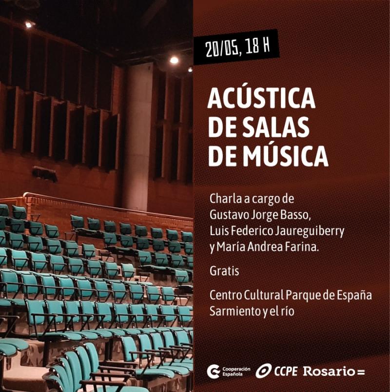 acústica de salas de música   CAd2