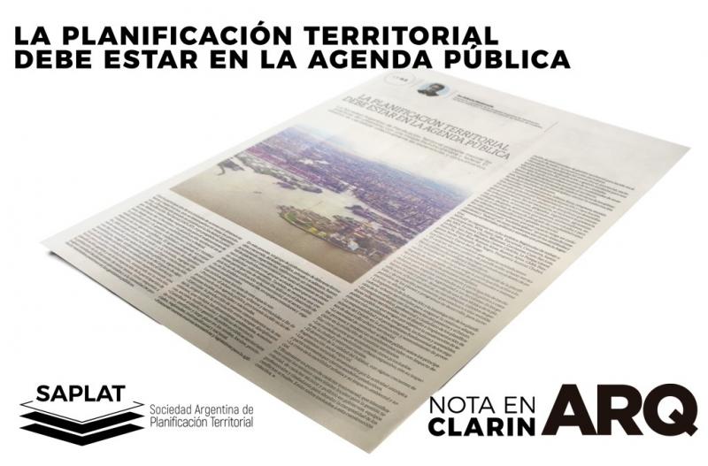 la planificación territorial debe estar en la agenda pública- comisión de urbanismo   CAd2