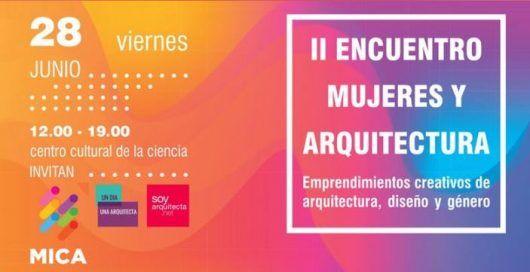 ii encuentro de mujeres y arquitectura | CAd2