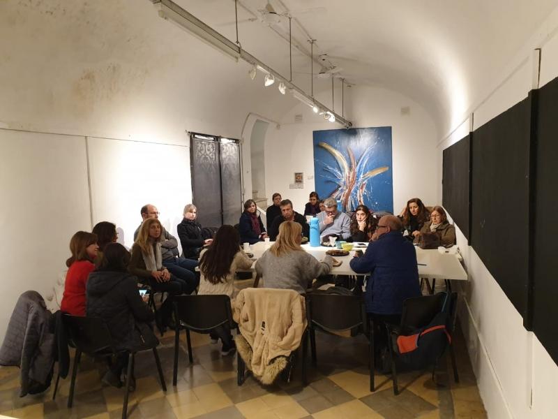 reuniÓn intercomisiones | CAd2