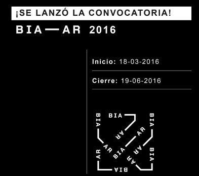 convocatoria bia-ar 2016 - Últimas 4 semanas | CAd2